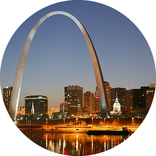 Arch Express is proudly based in St. Louis, Missouri